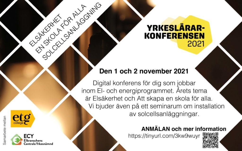 Inbjudan YLK 2021